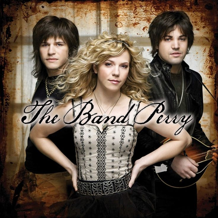 The Band Perry - The Band Perry on 180g LP