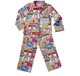 RoomSeven - Nino Pijama  @Renklizebra.com