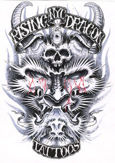 New York Tattoo Parlor | Rising Dragon, One of The Best Tattoo Shops in NYC