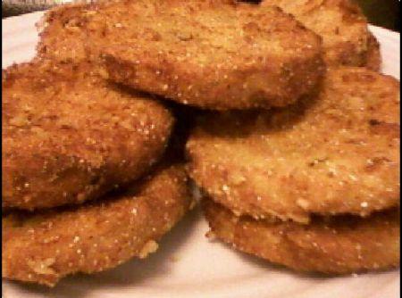 Batata à milanesa - Veja como fazer em: http://cybercook.com.br/receita-de-batata-a-milanesa-r-16-100812.html?pinterest-rec