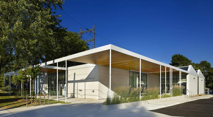 The Mississauga Public Library Project / RDH Architects