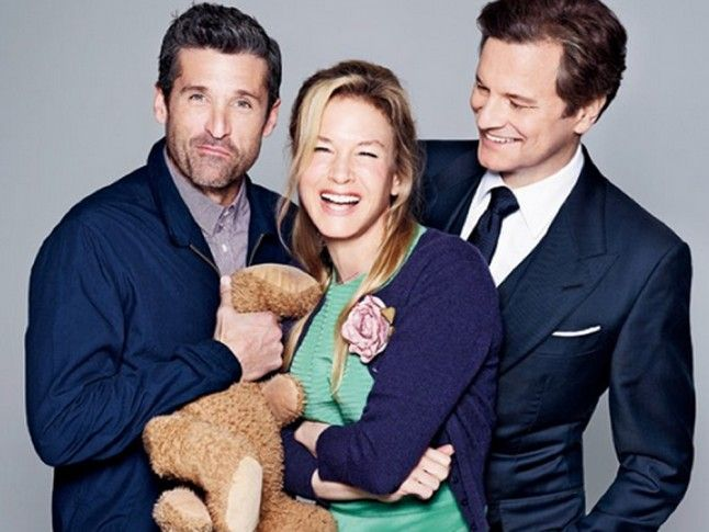 Enter for your chance to win baby-themed novels in honor of Bridget Jones's Baby!