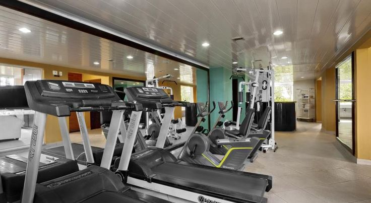 Mabu Curitiba Convention #Resort has big exercise room for guest, Read more at http://www.hotelurbano.com.br/resort/mabu-curitiba-convention/1585 on best deals.
