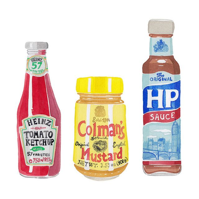 The primary sauces | Laura Manfre