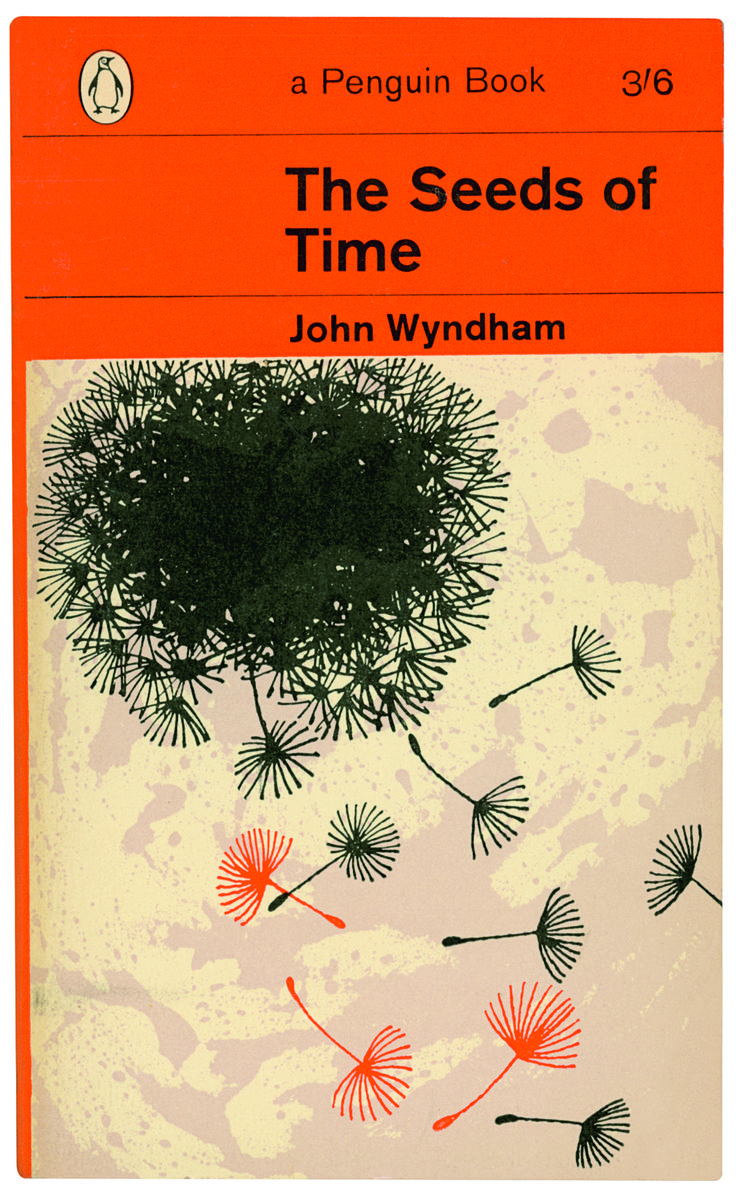 """You can't kill an idea the way they try to. You can keep it down awhile, but sooner or later it'll come out."" The Seeds of Time - John Wyndham"