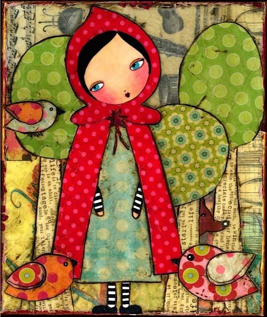 Kate Mason's gorgeous artwork.