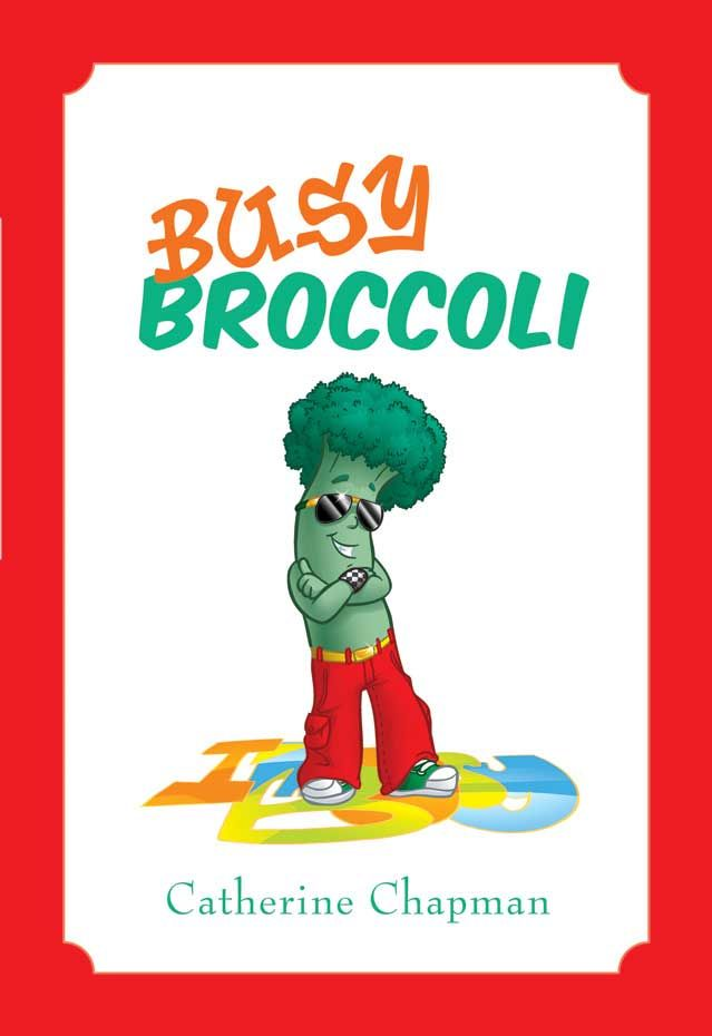 Busy Broccoli Now available at www.bestfoodfriends.com
