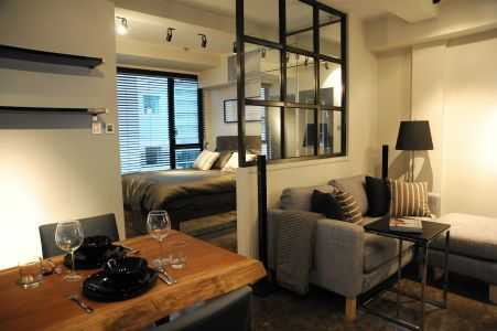 Make the most of your space in hong kong 39 s small flats and for Apartment design hk
