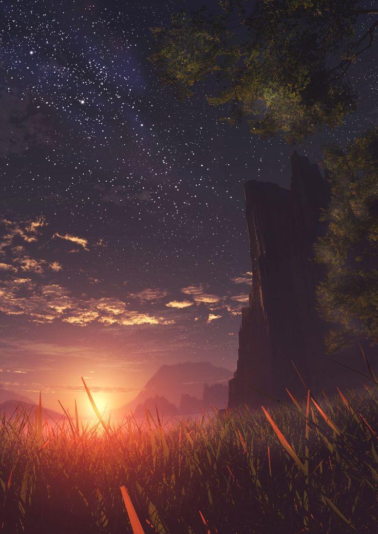 216 best anime scenery images on pinterest anime art
