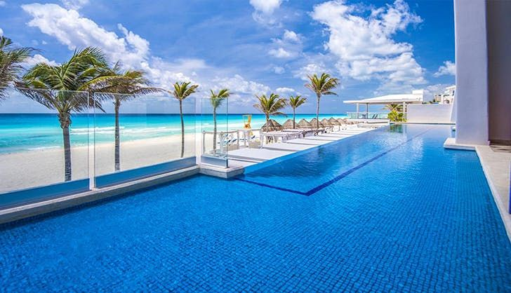 The 10 Best All Inclusive Resorts In Cancun For Families Cancun Resorts All Inclusive Resorts Beachside Resort