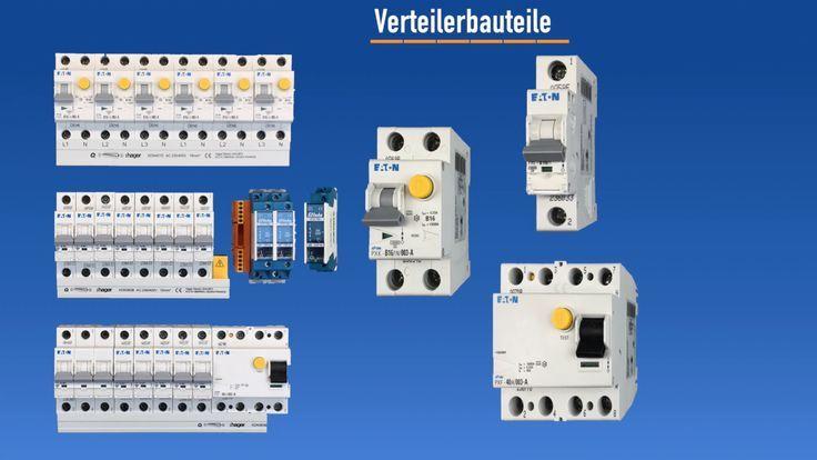 Unterverteiler Aufbau und… – Elektroinstallation Ratgeber für Macher