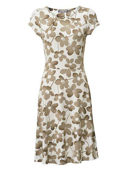 ASHLEY BROOKE by heine Formující květinové šaty  4fcc73b43b