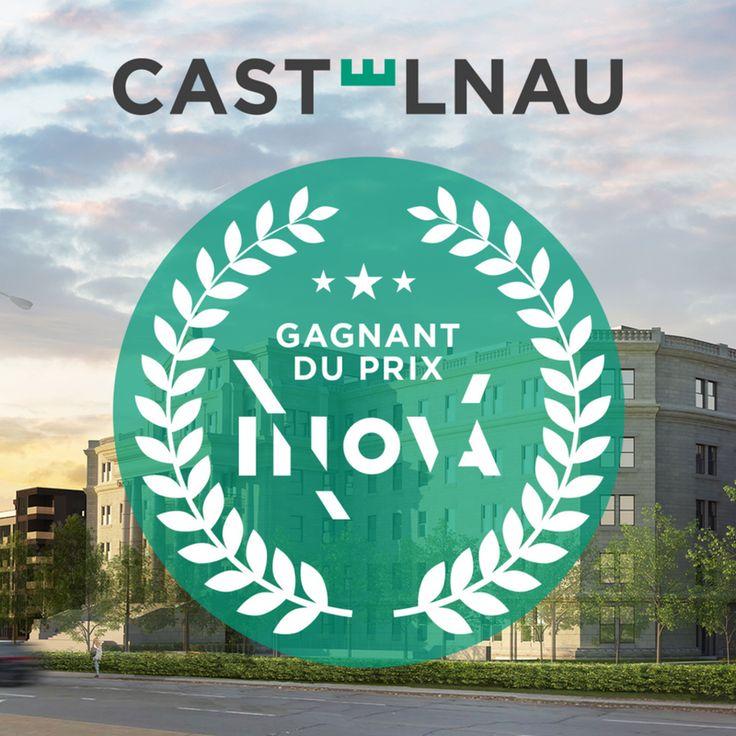 Notre projet Castelnau vient de remporter un prix prestigieux INOVA décerné par l'IDU! Apprenez que cela signifie pour DevMcGill & GTA sur notre blog: https://www.devmcgill.com/blogue/devmcgill-tgta-remportent-prestigieux-prix-inova-decerne-lidu-projet-castelnau/?utm_medium=social&utm_campaign=INOVA-Award-Blog-Post-RMA&utm_source=pinterest