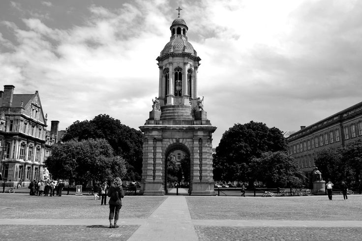 Trinity college by Agnese Caliò on 500px