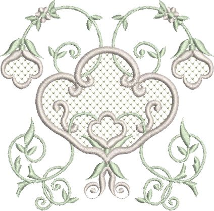 Sue Box Creations | Download Embroidery Designs | 07 - Flowers Design