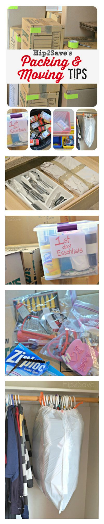 These wonderful packing tips and moving tips will make your life so much easier. much time they are going to save you.