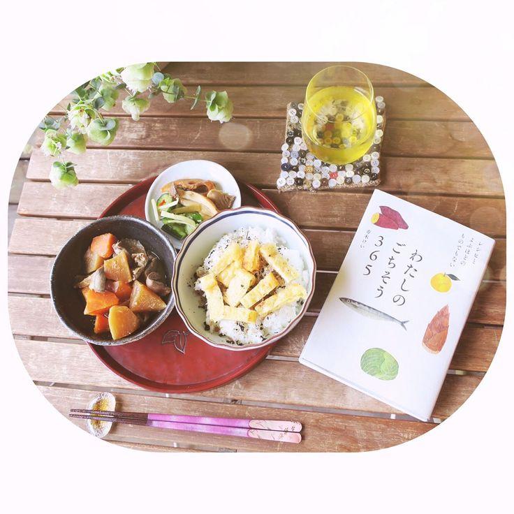 いいね!472件、コメント4件 ― 岡本静香さん(@shizucat)のInstagramアカウント: 「最近会う人会う人に、熱くおすすめしてるレシピ本、わたしのごちそう365。 お料理好きというか日本語好きな人に読んでほしい。しびれる言葉の数々。…」