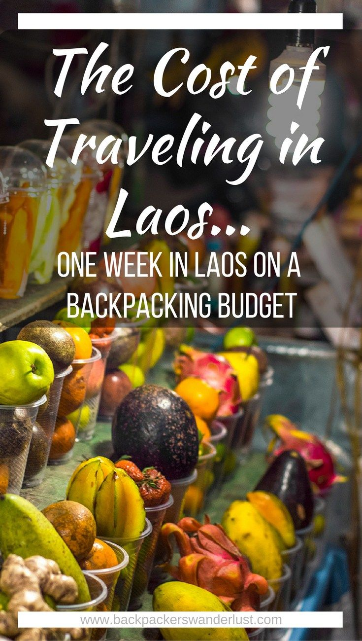 Cost of Traveling in Laos | How much does Laos Cost | What to do in Vang Vieng | Adventure | Backpack South East Asia | Travel | Backpacking | Must Visit | Do Not Miss | Laos | What to do in Luang Prabang | Kuang Falls | Adventure | Photography | Backpackers Wanderlust | #laos #laosbudget #laositinerary #oneweekinlaos #southeastasia #laoscosts