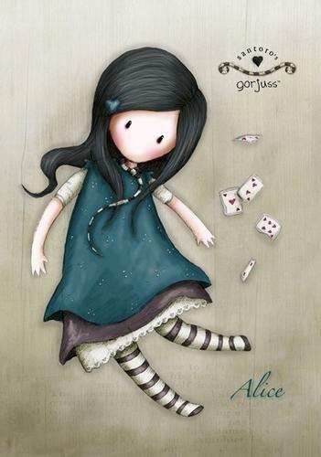Alice by Suzanne Woolcott