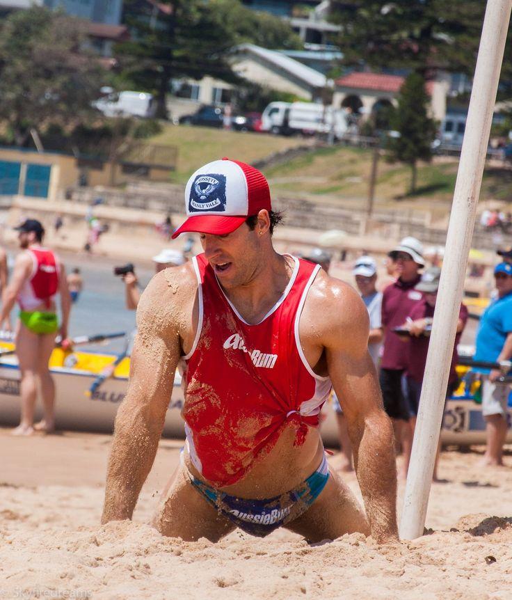 Hot Aussie beach stud!!