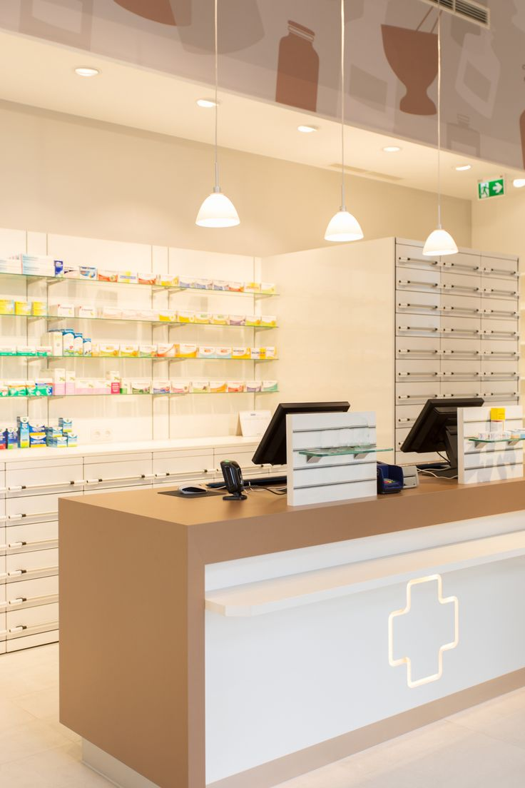 pharmacy design, apotheke