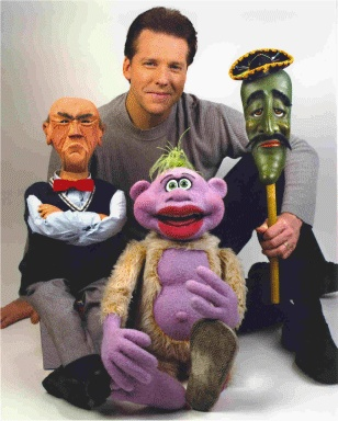 Jeff Dunham! My favorite comedian!
