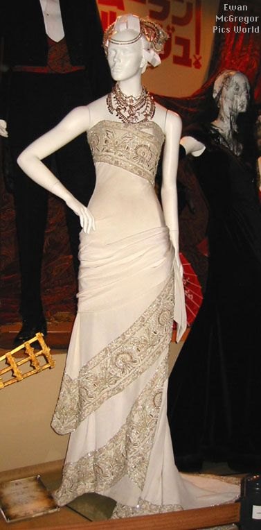 """Nicole Kidman ~ Satine ~ Wedding Gown ~ Moulin Rouge.... Although this pushed the boundaries of """"period movies""""."""