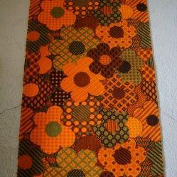 1970s' rug from vintageactually.co.uk award winning vintage homestore.