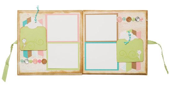 Two-Hour Challenge: Scrapbook Baby Pictures in a Quick-and-Easy Mini Album - Club CK Blog - Club CK - The Online Community and Scrapbook Club from Creating Keepsakes