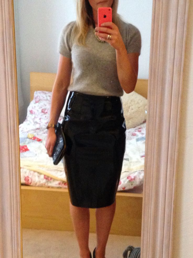10 best images about pvc pencil skirts on