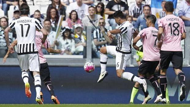 #SerieA #JuvePalermo 4-0