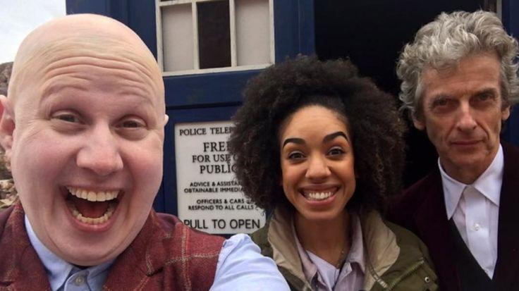 Doctor Who 10 Matt Lucas Pearl Mackie Peter Capaldi Bill Nardole Twelfth