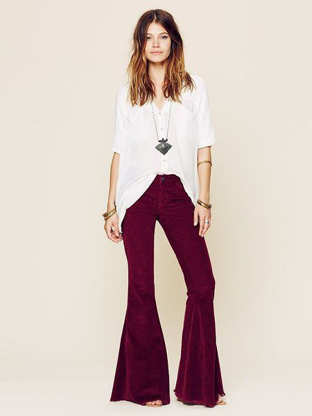 Fp Cord Super Flare - Lyst