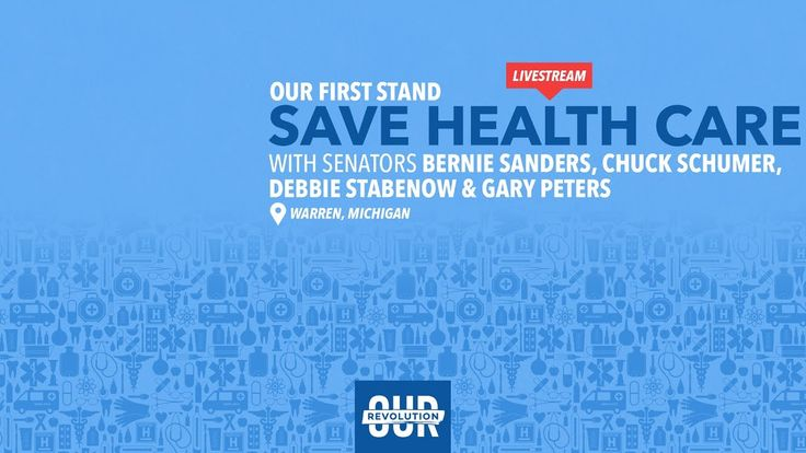 Our First Stand Rally With Bernie Sanders, Chuck Schumer, Debbie Stabenow and Gary Peters - YouTube
