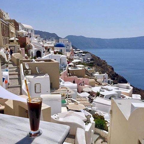 "Greek Beauty⚓Ελλάδα· (@gorgeous_greece) on Instagram: ""Καλημέρα ! ☀️☀️ #Σαντορίνη #Ελλάδα #Κυκλάδες #Santorini #island #cyclades #greekislands #greek…"""