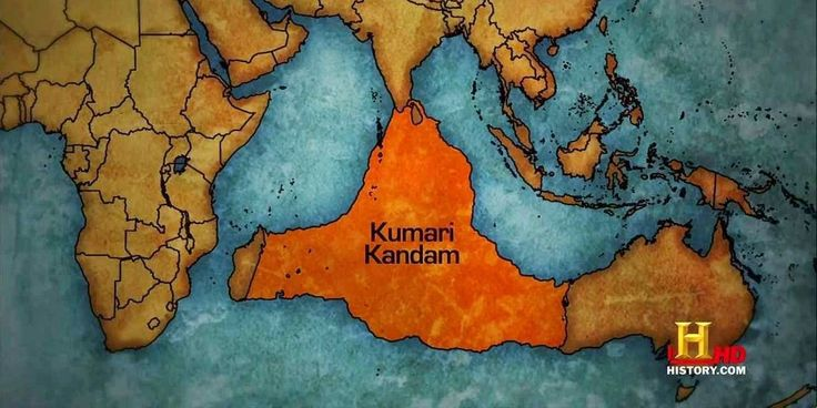 Kumari Kandam is the legendary sunken continent, according to many of the ancient extant Tamil literatures and some of the Sanskrit literatures.