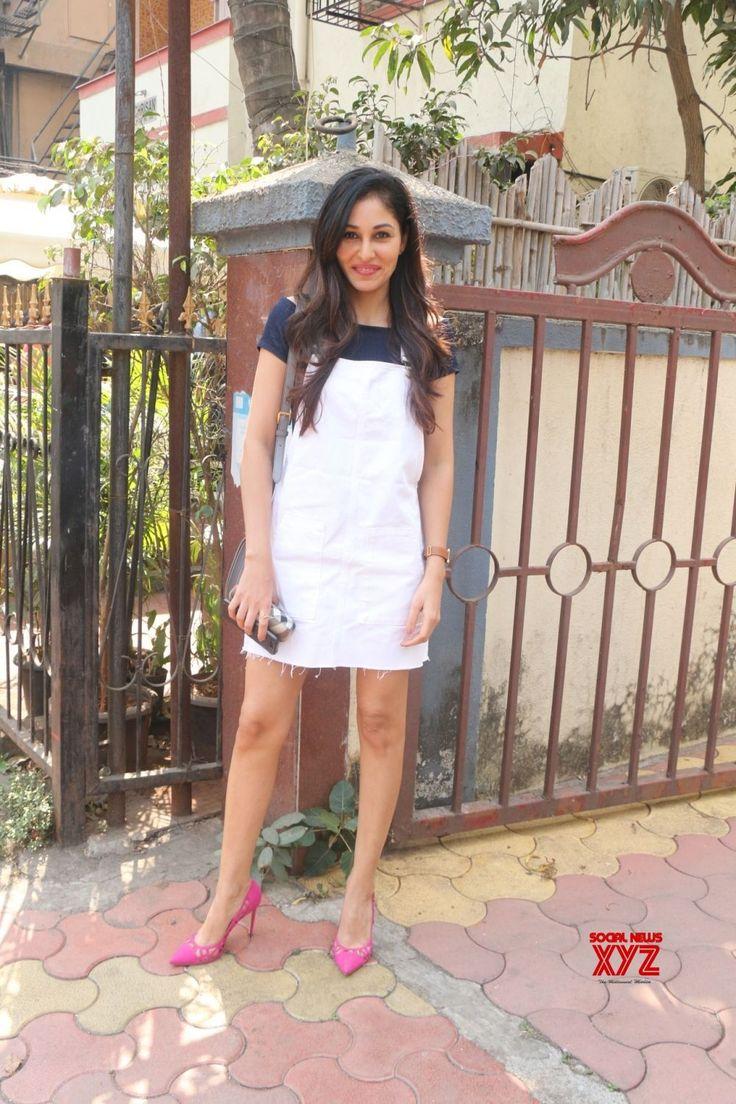 Mumbai: Pooja Chopra seen at bandra #Gallery - Social News XYZ