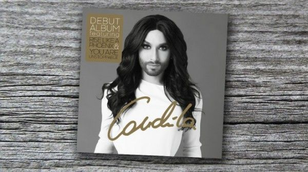 """Review: Conchita Wurst's debut album is anything but """"Conchita"""""""