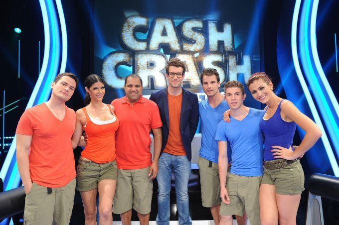 "#CashCrash - #VIP #Edition: ""#Dschungel 2012"" gegen ""#Dschungel 2013"" #Dschungelcamp #IBES #RTL › Stars on TV"