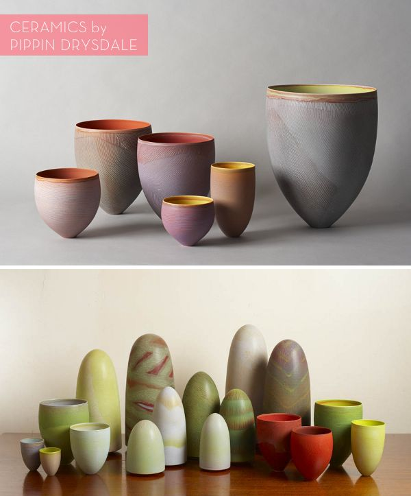 ceramics by Pippin Drysdale
