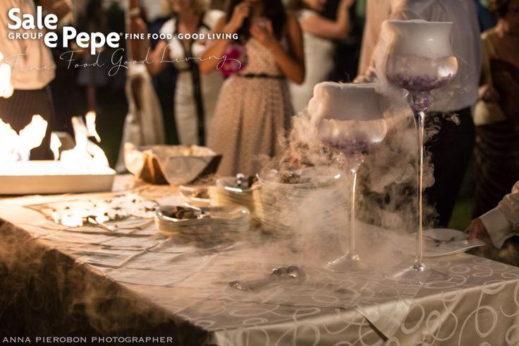 www.saleepepe.it #italy #catering #sale #pepe #foodporn #food #banqueting #flowers #opendoor #out #italianfood #aranciera #treviso #venice  #mogliano #veneto