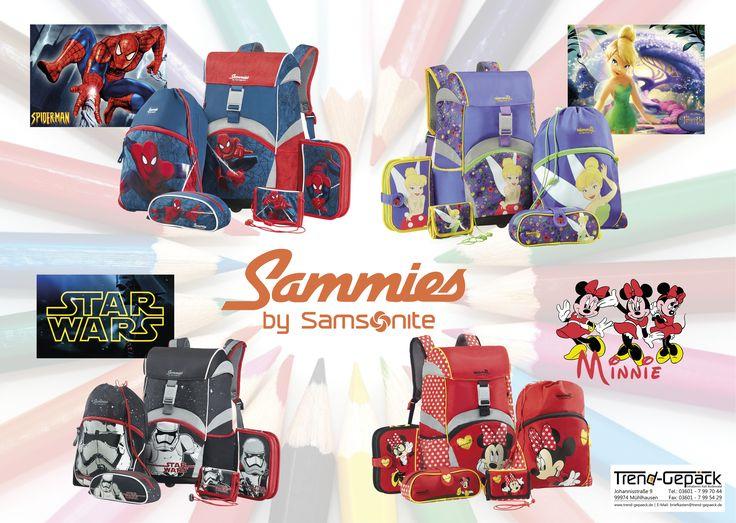 #sammies #samsonite #schulranzen #ergonomischeschulranzen