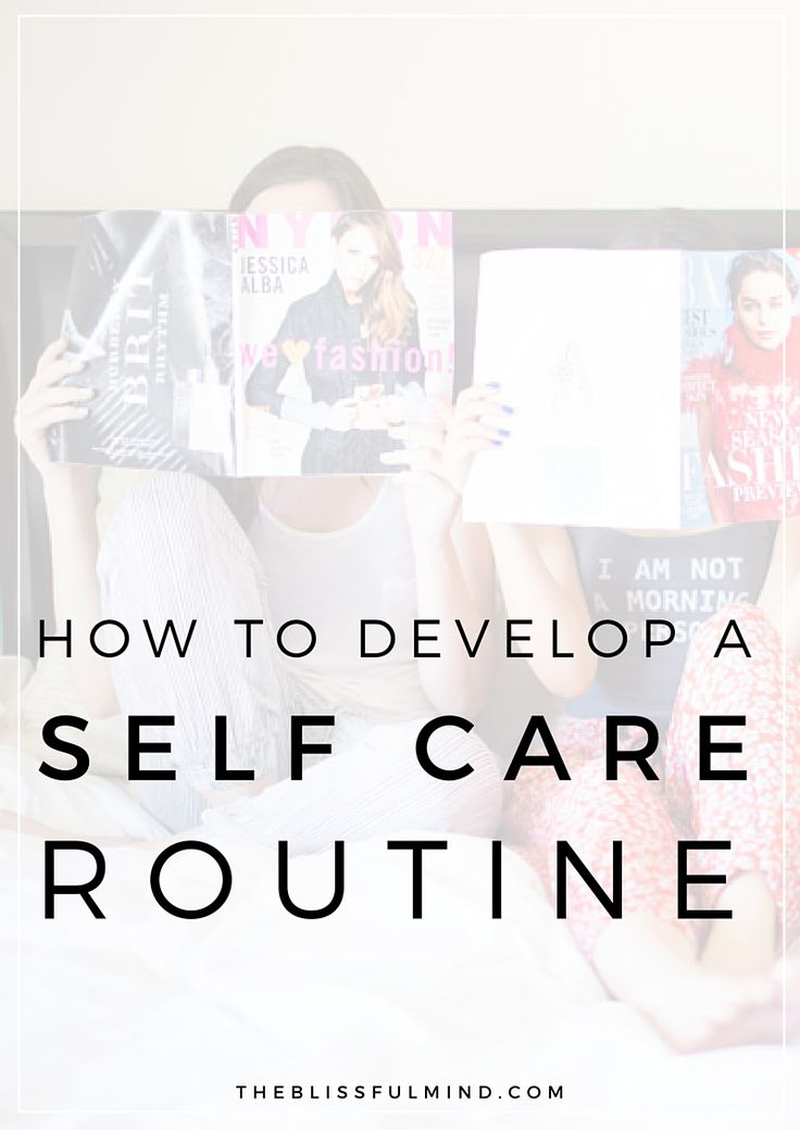 How To Get Better At Self Care Using The Power Hour Method - The Blissful Mind