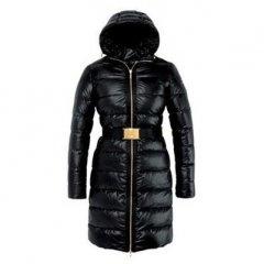 Moncler Manteau In Black