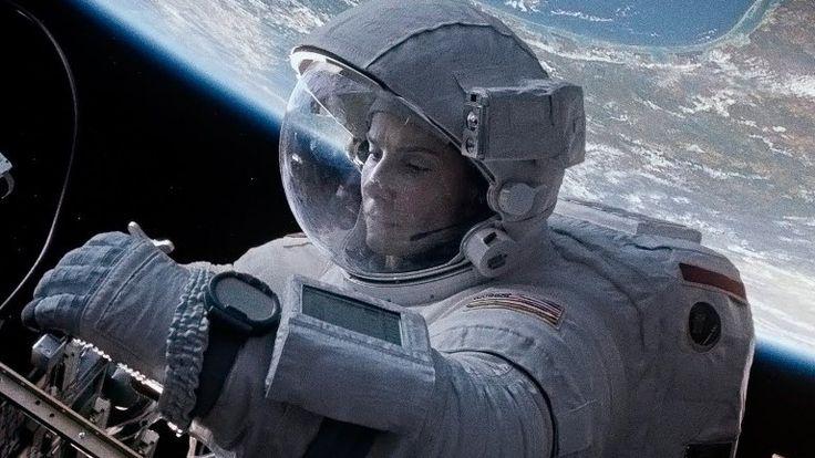 """Планируется выпустить """"безмолвную"""" версию фильма «Гравитация»"""