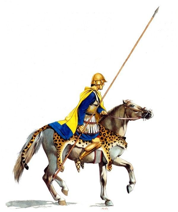 the phalanx as the unbeatable force under the command of alexander the great of macedonia Philip's phalanx king philip ii of macedonia,  commanded by philip's son alexander the great,  heavy cavalry was used to force a break into the enemy's.