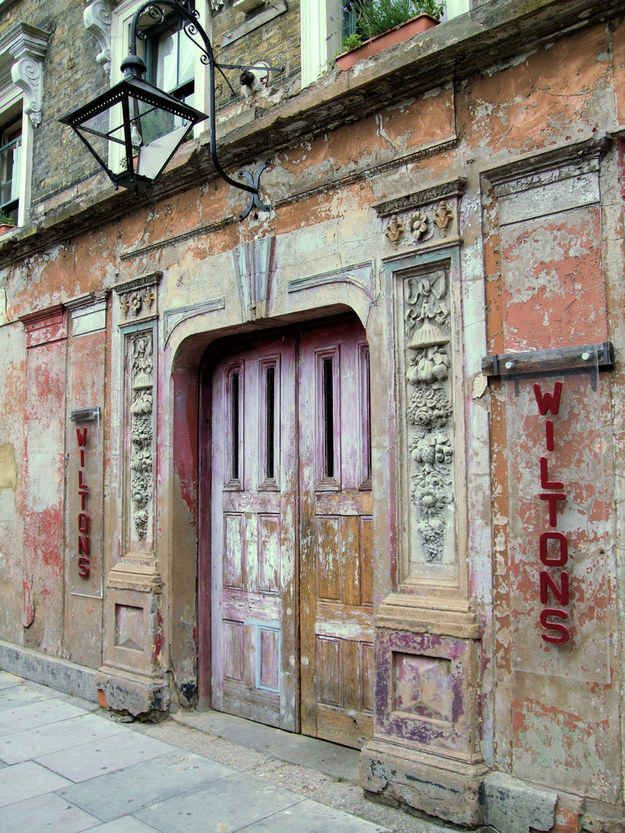 Wilton's Music Hall, E1