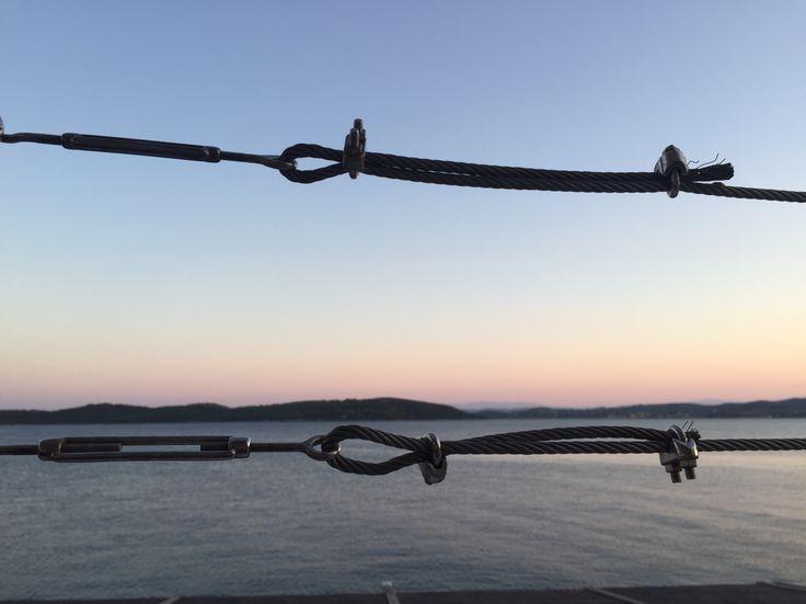 Ermioni! From sunset to sunrise!