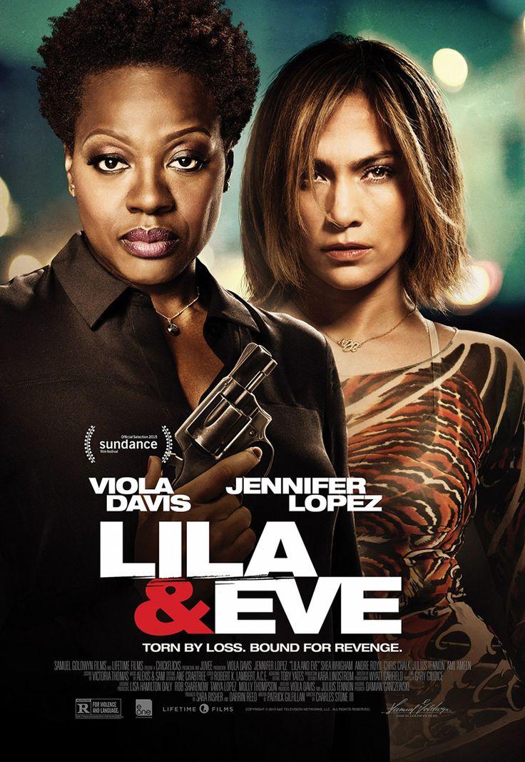 cover maniak!: Lila & Eve (2015)