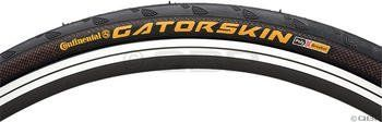 Continental Ultra Gatorskin Bicycle Tire (700x25, Folding, Black) ** Visit the image link more details.